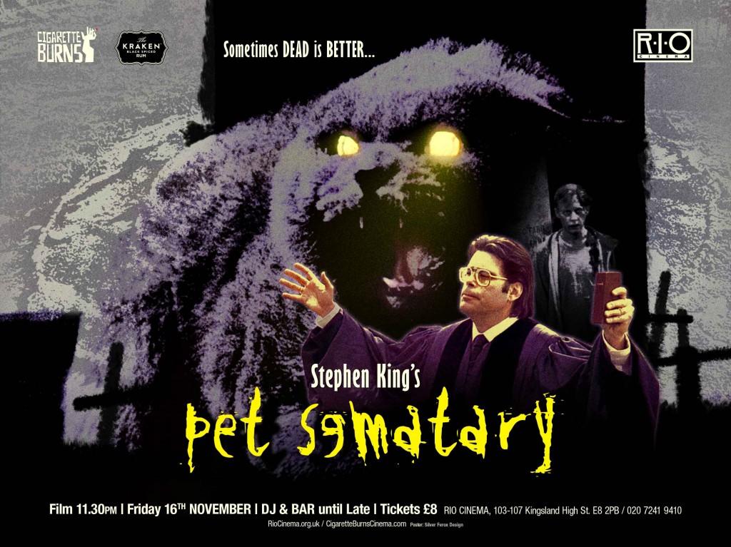 PET SEMATARY - Silver Ferox Design WEB