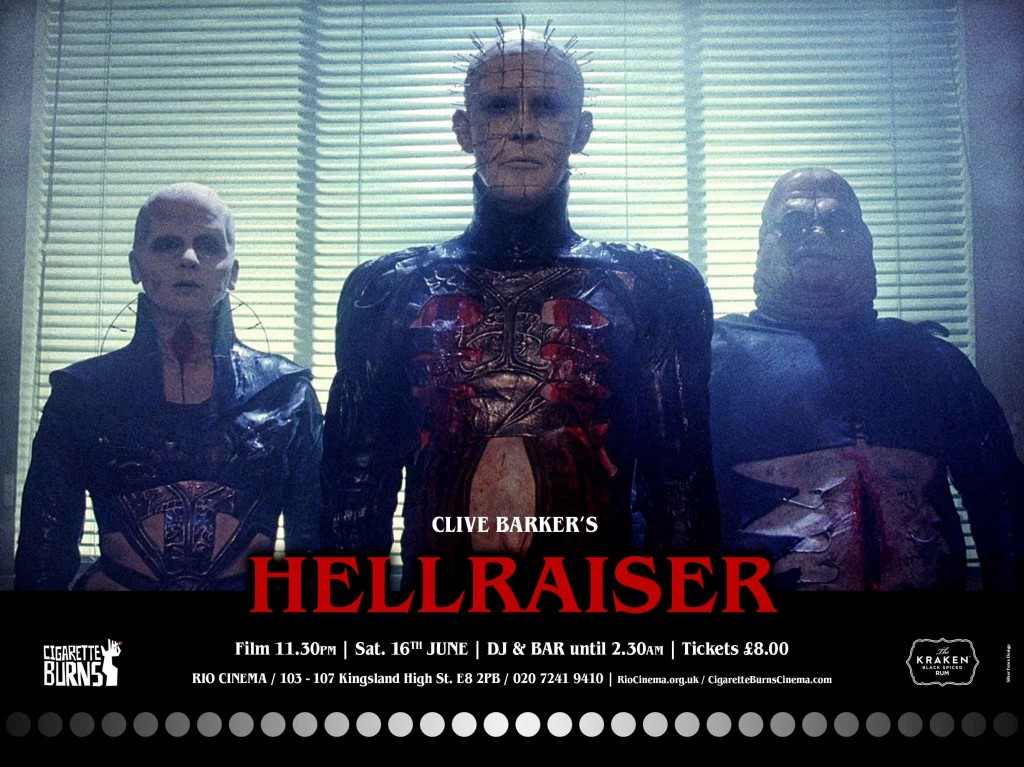 HELLRAISER - Quad