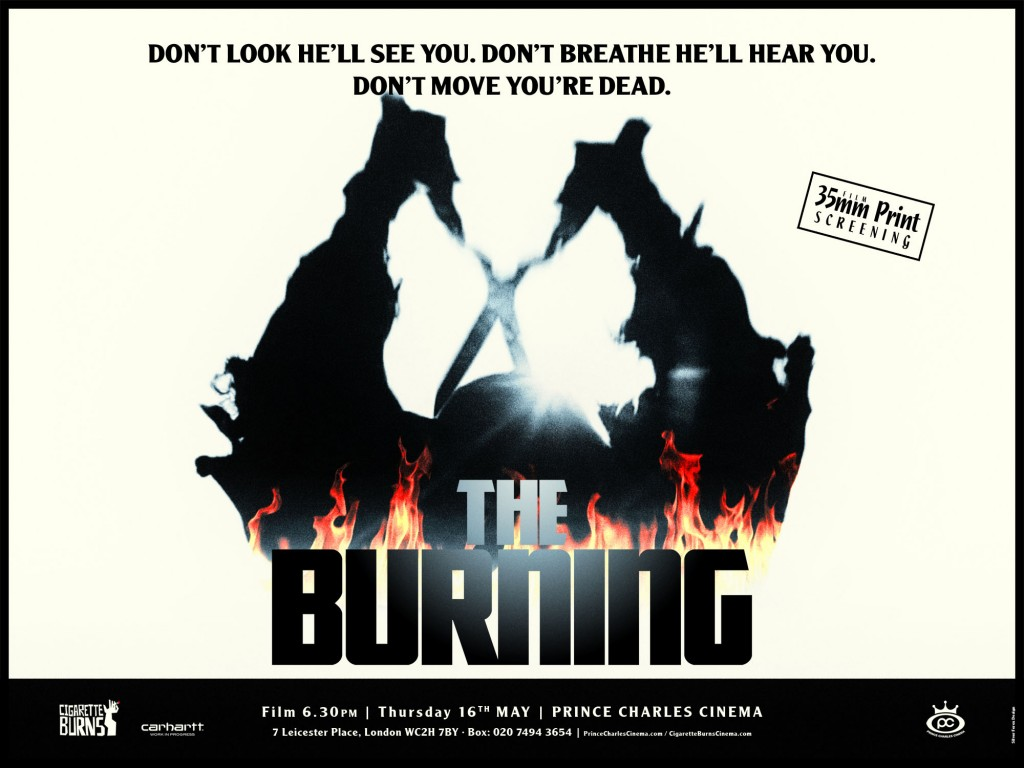 BURNING, THE - Silver Ferox Design WEB
