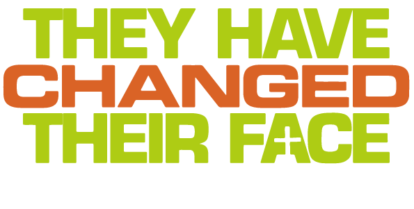 THEY-HAVE-CHANGED-THEIR-FACE-Logo