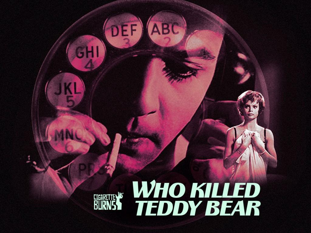 WHO KILLED TEDDY BEAR - Silver Ferox Design WEB